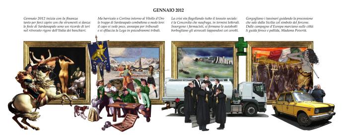 Gennaio 2012 Panorama bassissima