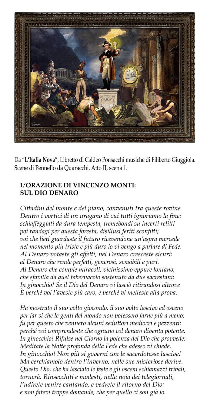 L'Italia Nova  IV bassissima