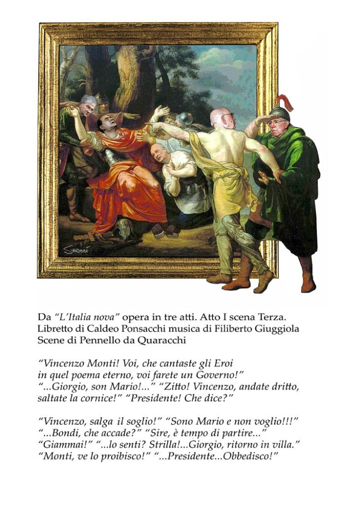 Napolitano Monti Berlusca 1 liv