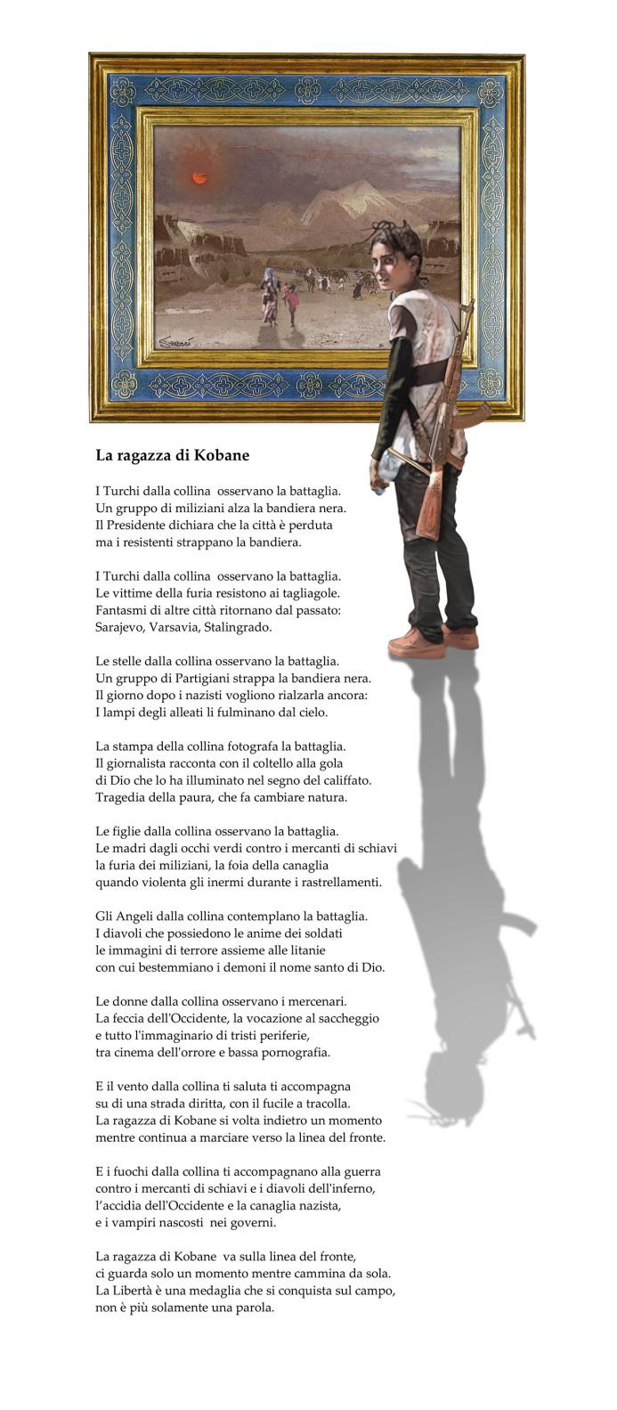 La ragazza di Kobane